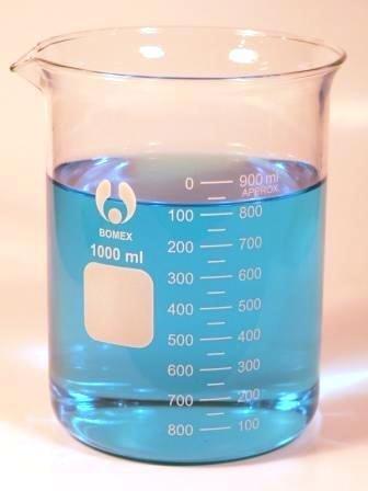 Beaker Form Glass Graduated 1000ml product image