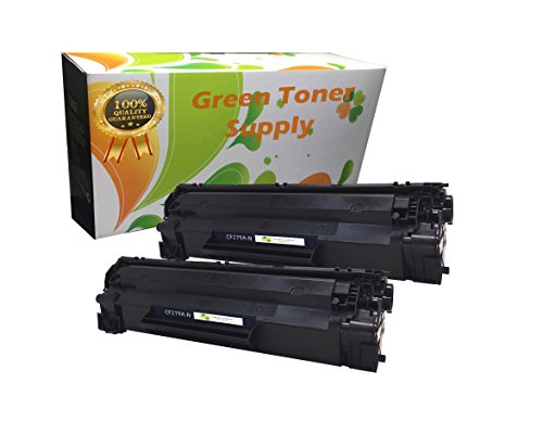 Green Toner Supply New Compatible Samsung MLT-D103L MLT-D103S Black High Yield LaserJet Toner Cartridges, 2 Pack by GTS