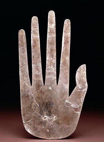(Imagekind Wall Art Print Entitled Hand by Ohio Hopewell Culture by The Fine Art Masters | 35 x 48 )