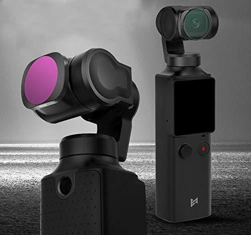 Honbobo - Filtro per lenti UV/CPL / ND4 / ND8 / ND16 / ND32 per FIMI PALM (4 pezzi ND (ND4+ND8+ND16+ND32)