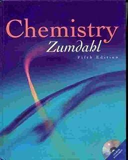 chemistry complete solutions guide thomas j hummel susan a rh amazon com A Foundation Zumdahl Chemistry Chemistry Zumdahl Sixth Edition Answers