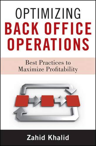 Optimizing Back Office Operations: Best Practices to Maximize Profitability