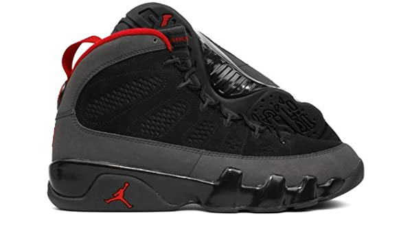 a7ebc44e2f8e0f Amazon.com | Jordan Nike Air 9 Retro IX Black/Red/Grey Mens Basketball  Shoes 302370-005 | Basketball