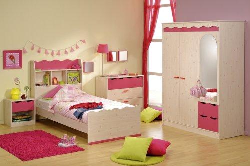 PARISOT Kinderzimmer LOLITA, 4-tlg. Set