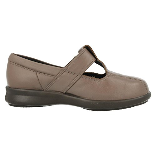 Ladies Seal Easy Fitting Wide Rowena Extra Flats B 0Fx4wf0
