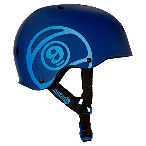 Sector 9 Logic II CPSC Bucket Helmet, Blue, Small/Medium -