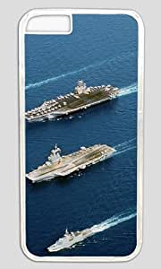 Army Naval Vessels Thanksgiving Easter PC Transparent Case for Masterpiece Limited Design iphone 6 by Cases & Mousepads by runtopwell