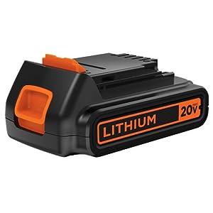 Black & Decker BDCD120VA 20V Lithium Drill/Driver Project Kit