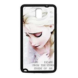 SKULL Frozen lovely girl Cell Phone Case for Samsung Galaxy Note3