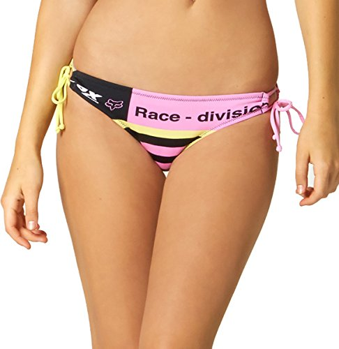 Fox Racing Womens Intake Side Tie Bottom Medium Blondie