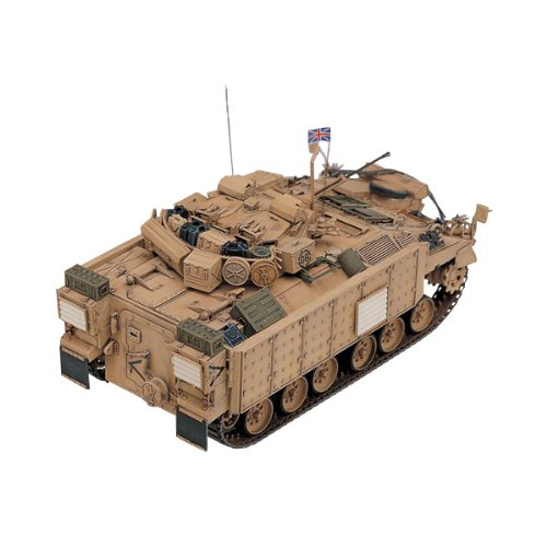 Academy Warrior MCV 'Iraq 2003' Military Land Vehicle Model Building Kit from Academy