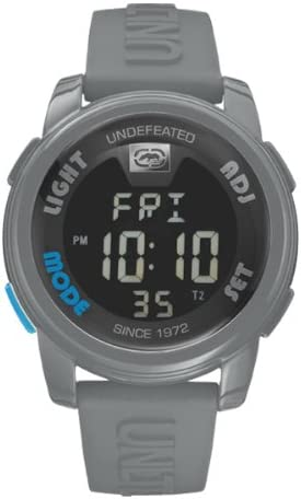 Marc Ecko E07503G6 - Reloj de Cuarzo Unisex, Color Gris