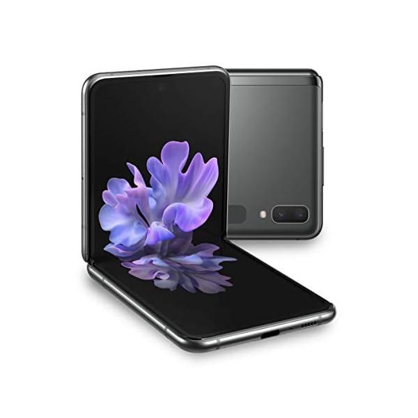 "SAMSUNG Galaxy Z Flip 5G Smartphone, Display ext. 1.1"" Super AMOLED/int. 6.7"" Dynamic AMOLED, 256GB, RAM 8GB, Batteria… 1"