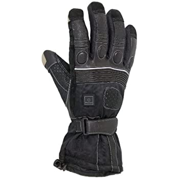 e65adad4e9 Amazon.com: Mobile Warming LTD Max Men's Heated Leather Motorcycle ...