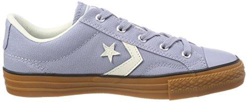 Adulto Grey Sneaker Honey Unisex Star Honey Player Ox Converse Glacier – Grigio Egret 039 Egret Grey Glacier w0AUxvnv