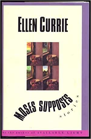 Moses Supposes Ellen Currie 9780671656737 Amazon Books