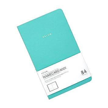Amazon.com: Prism Premium Nombre titular de la tarjeta libro ...