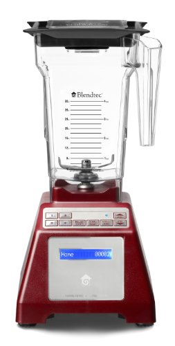 Blendtec HP3a Home Blender - Red Base