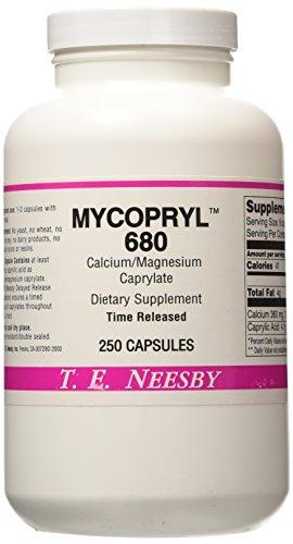 T.E.Neesby - Mycopryl 680, 680 mg, 250 capsules