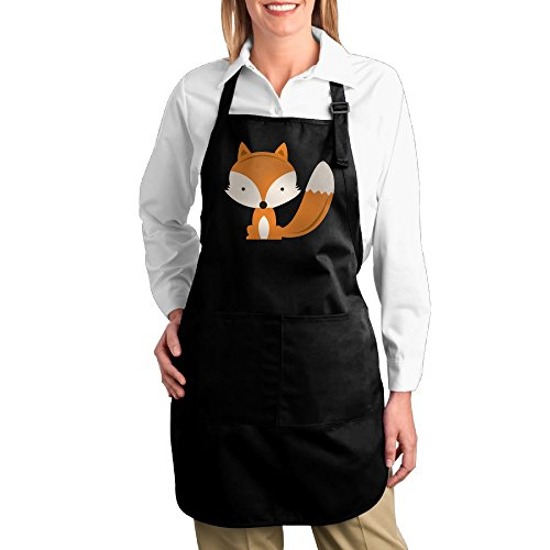 The Fox Kitchen Grilling Apron