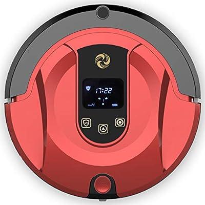 RUIXFFO Ajustable Robot Aspirador Bateria Ión-Litio Limpieza ...