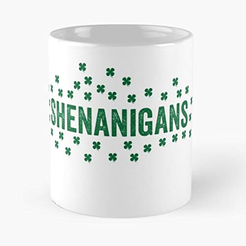Happy Paddys Day T Shirt For Shenanigans Wearing