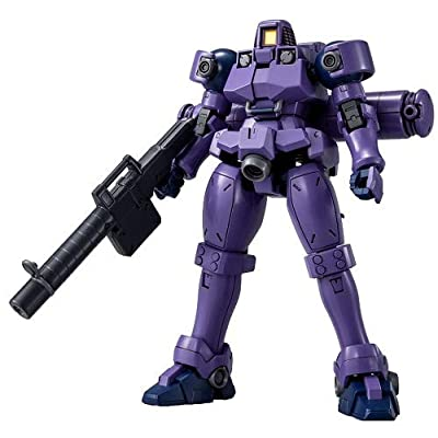 Bandai 1/144 HG OZ-06 MS Leo Space Type Mobile Suit Gundam W W: Toys & Games