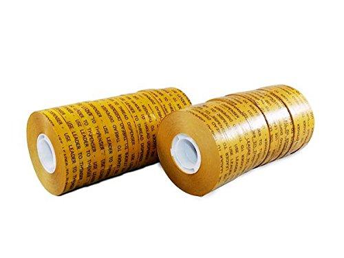 T.R.U. ATG-7502 ATG Tape (Acid Free Adhesive Transfer Tape): 36 yds. (1/2 in. (Pack of 72))