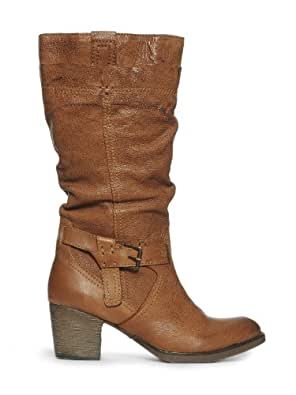 Otto Kern - Botas para mujer, color marrón, talla 40