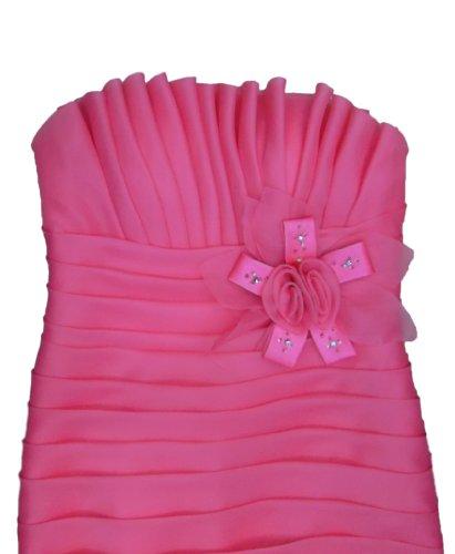 Kleid Pfirsich Y Fashion Alivila Damen Cx0tTOq