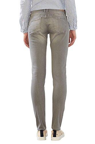 Esprit Wash Light Jeans 997cc1b802 Grigio Edc grey Donna By 5wvqf7wx8
