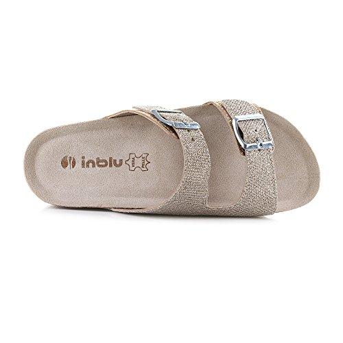Inblu Femme Inblu Sandales pour Sandales wOxXn7q