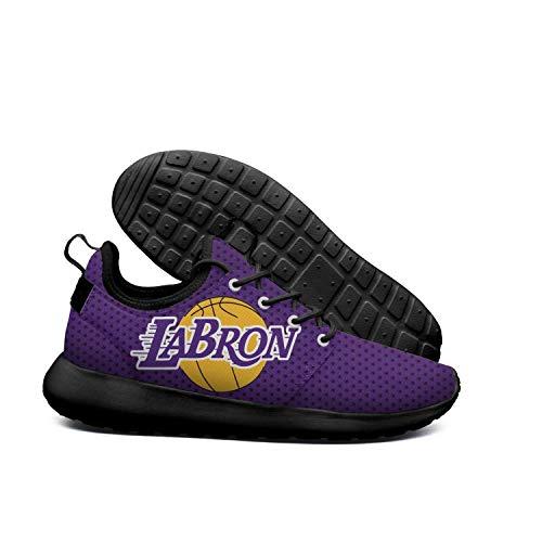 homme / femme et des femmes la_bron_Jaune _logo_basketball cross légers cross _logo_basketball - trainer roshe deux mailles (moyen) de fabrication des chaussures est la technologie la plus récente liquidation bh24660 972a39
