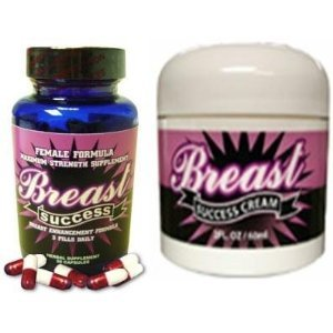 Augmentation des seins Breast Success -90 caps