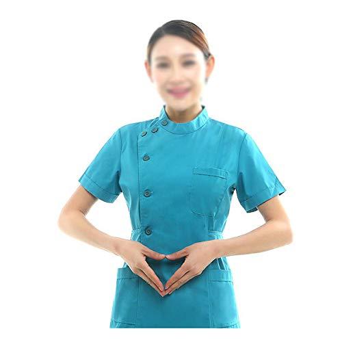 CX ECO Uniforme médico Traje de Enfermera de la Mujer ...