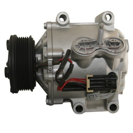 TCW 40966.6T1 A/C Compressor and Clutch  - Chevrolet Trailblazer A/c Compressor Shopping Results