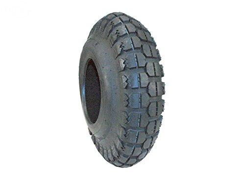 530x450x6 2ply Knobby Tire Cheng Shin ()