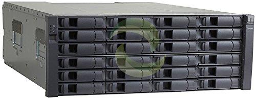 - NetApp DS4243 Disk Array Shelf with 24x 450GB 15K SAS X411A, 2x IOM3 +4x PSU