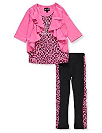 Baby Doll Girls' 2-Piece Pants Set Outfit