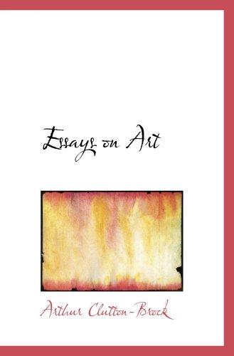 Essays on Art pdf epub