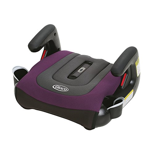 Graco TurboBooster TakeAlong Backless Booster, Sonic