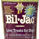 Bil-Jac Liver Dog Treats (10 OZ), My Pet Supplies