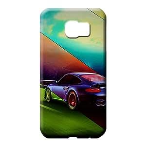 samsung galaxy s6 edge Shock Absorbing Anti-scratch Snap On Hard Cases Covers phone case skin Aston martin Luxury car logo super