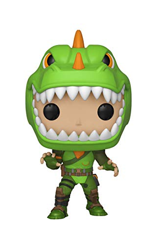Funko Pop! Games: Fortnite - Rex, Multicolor