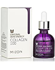 [Mizon] Collagen100 (30ml) Collageen Booster Original Skin Care Serum, Intensive Care voor rimpel, fijne lijntjes en alle tekenen van veroudering, gemakkelijk absorptie met natuurlijke ingrediënten, Koreaanse huidverzorging