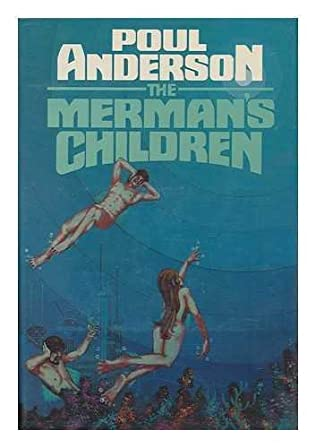 book cover of The Merman\'s Children