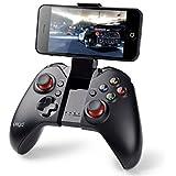 Manette de jeu sans fil Stoga IPEGA PG-9037 Bluetooth Wireless Gamepad jeu manette classique (avec fonction souris) pour iPhone iPad iPod Samsung HTC MOTO Adroid TV Box Tablet PC