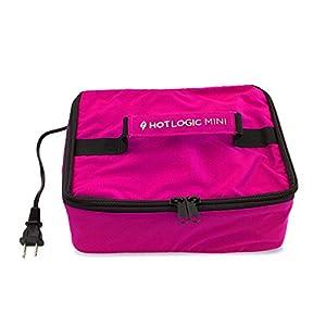 HotLogic 16801056-PK Food Warming Tote, Lunch, Pink 41JtGxSgHTL