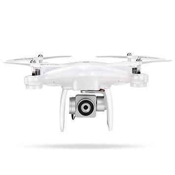 WQGNMJZ Drone, dron Remoto, Quadcopter, Drone aéreo H68G 1080 HD ...