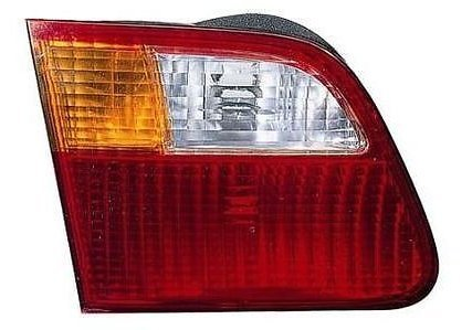 99 - 00 Honda Civic 4 Door Sedan Only Driver Back Up Light Taillight (Trunk Mounted) 1999 2000 - 2000 Honda Civic Trunk